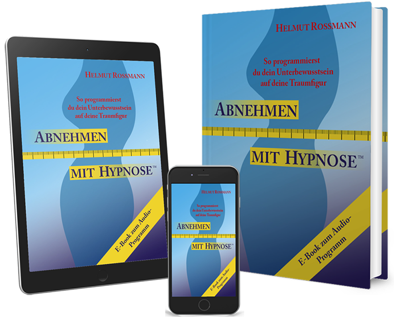Abnehmen mit Hypnose Ebook.